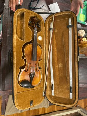 kennedy violin 3/4 size for Sale in Bethesda, MD
