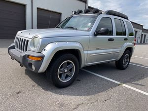 2003 Jeep Liberty for Sale in Fredericksburg, VA