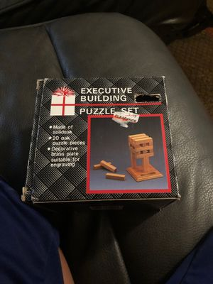 Puzzle game for Sale in Davenport, IA