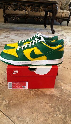 Nike Dunk Brazil Size 12 BRAND NEW for Sale in El Cajon, CA