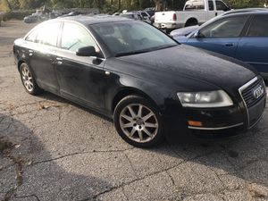 2006 Audi A6 parts for Sale in Waterbury, CT