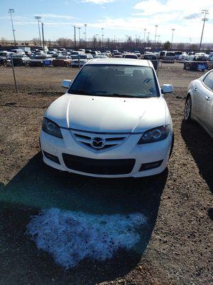 2007 Mazda 3 *Needs Engine* for Sale in Denver, CO
