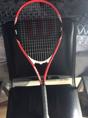 Wilson tennis racket for Sale in Dayton, TX