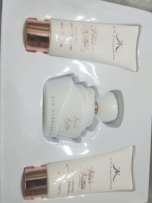 New - Kim Kardashian Femme Fatale 3.5oz perfume set for Sale in Jackson, NJ