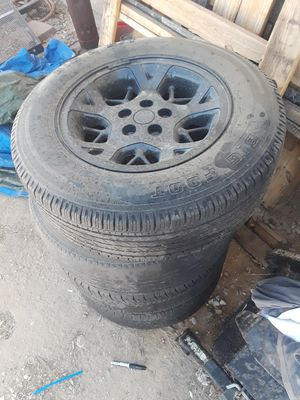 16 inch jeep rims for Sale in Victorville, CA