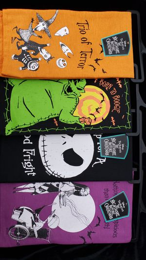 Disney Nightmare Before Christmas 4pk Dishtowel Set NWT for Sale in Fontana, CA
