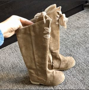 Toddler girl joyfolie boots for Sale in Amissville, VA