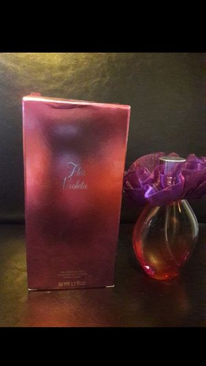 Flor Violeta Perfume 1.7 oz Bottle (NEW) for Sale in Pomona, CA