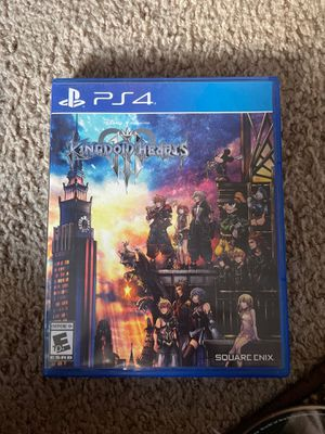 Kingdom Hearts 3- PS4 for Sale in San Diego, CA