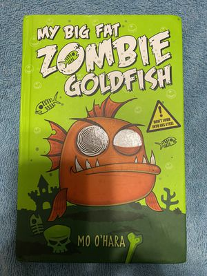 My big fat zombie goldfish book for Sale in Wallingford, CT