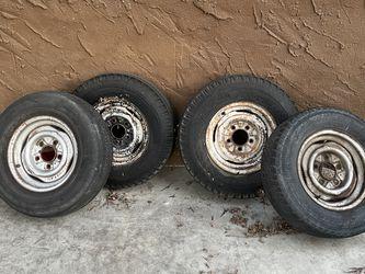 Steel Rims for Sale in Fresno,  CA