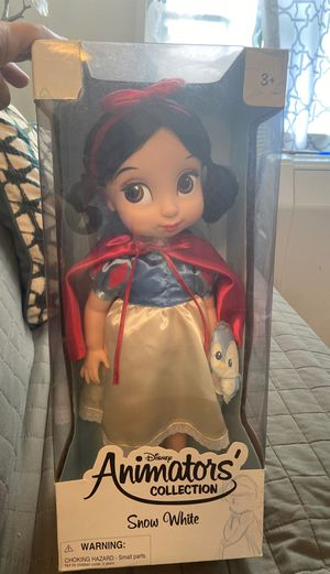 Disney animator collection Snow White for Sale in The Bronx, NY