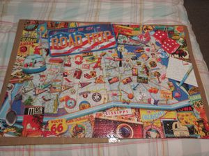 2000 piece puzzle for Sale in Temple City, CA