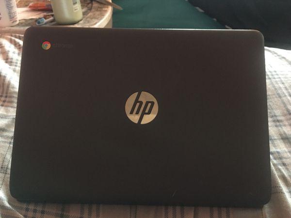 HP Chromebook Touch screen