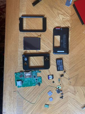 Nintendo 3ds xl parts for Sale in Takoma Park, MD