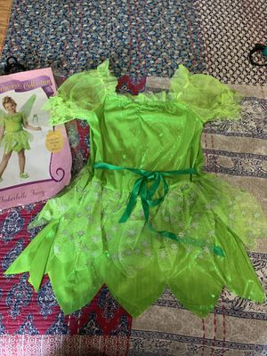 New !Tinkerbell Costume Dress size 8-10 only $3 for Sale in Pico Rivera, CA