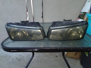 2003-2006 Chevy Silverado SS Truck Headlights / Used But In Great Condition / Original for Sale in Anaheim, CA