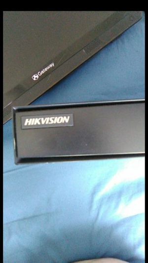 HIKVISION CAMERA EQUIPMENT ( old model ) for Sale in Los Angeles, CA