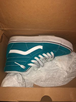 Hightop vans (both are in there) for Sale in St. Louis, MO