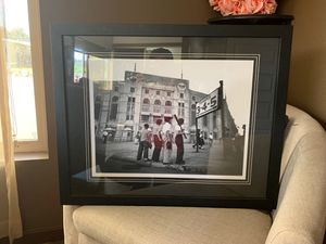 Baseball boys picture frame from the year 1948 for Sale in Auburn, WA