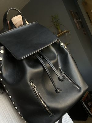 Black studded backpack for Sale in Richmond, TX