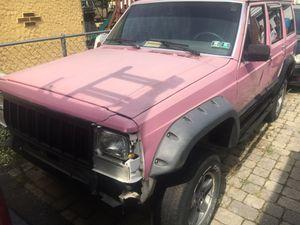 1990 jeep xj 4.0 for Sale in Philadelphia, PA