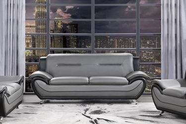 Matteo Gray/Black Living Room Set ↗️$39 Down Payment 100 Days Same As Cash for Sale in Austin,  TX