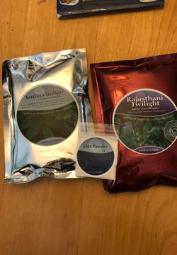 Black henna kit Natural lead, pesticide and ppd free for Sale in Portland,  OR