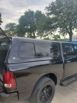 Camper shell dodge ram 2014 for Sale in Fort Worth, TX