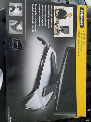 Computer Monitor Riser - NEW for Sale in Norfolk, VA