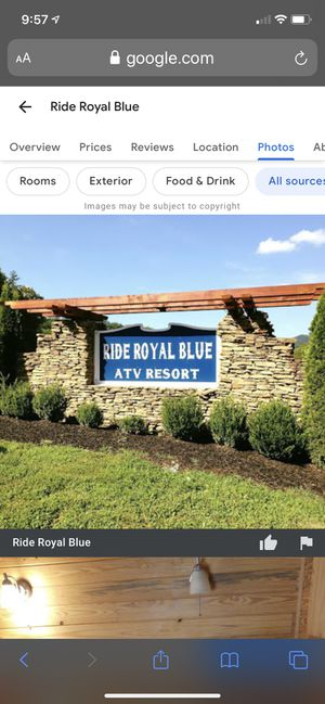 Ride Royal Blue for Sale in Goodlettsville, TN