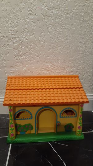 Dora doll house with sounds for Sale in Mesquite, TX
