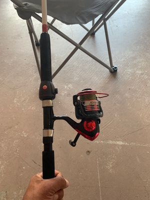 Fishing rod with bait alarm built In for Sale in Laguna Beach, CA