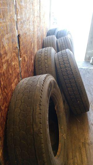 295 75 22.5 tires for Sale in Riverside, CA
