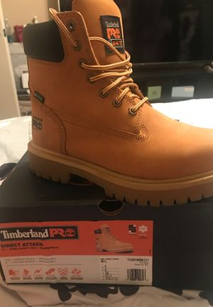 Timberland steel toe work boots size 7 for Sale in Goodyear, AZ