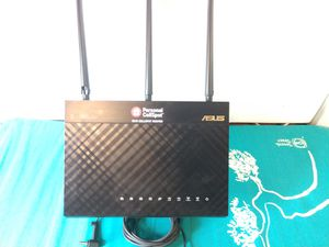 ASUS AC-1900 Dual Band 802.11ac 3x3 Gigabit Router. Brand New. for Sale in Fort Lauderdale, FL