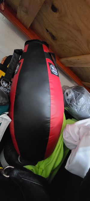 Punching bag Tear drop for Sale in Los Angeles, CA