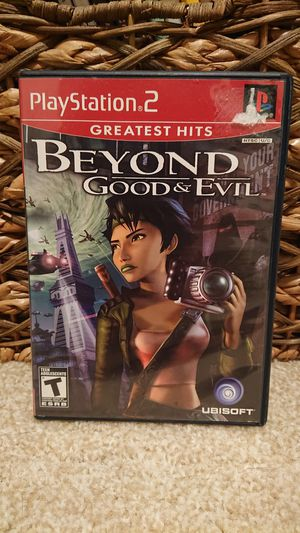 PS2 - Beyond Good & Evil for Sale in Redmond, WA
