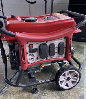 Powermate 3500 Generator for Sale in Warren, MI