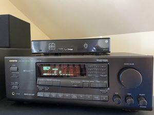 Onkyo Stereo Power Amplifier for Sale in Rumson, NJ