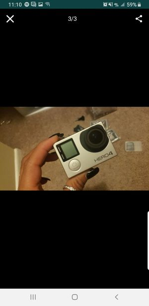 Gopro hero 4 silver for Sale in Salinas, CA
