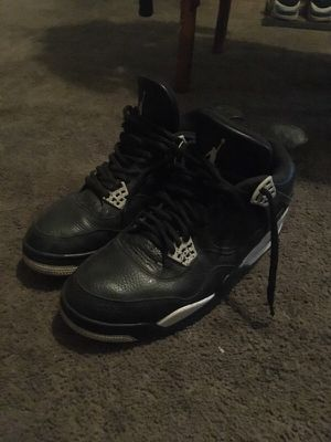 ff26e6ec53953e Air Jordan 4s oreos for Sale in Philadelphia