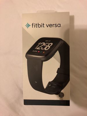 Brand New Fitbit Versa for Sale in Brookline, MA