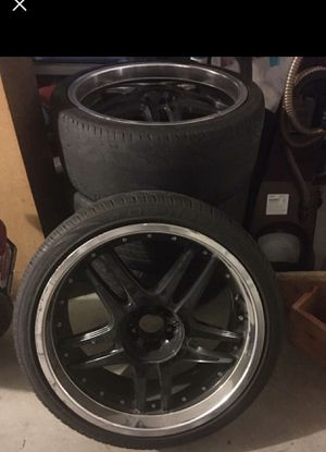 Rims and Tires for Sale in El Mirage, CA