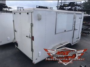 Concession Trailer 7 x 14 / Financing Available for Sale in Miami, FL