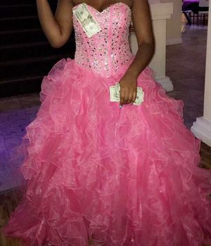 Quinceanera dress for Sale in Sacramento, CA