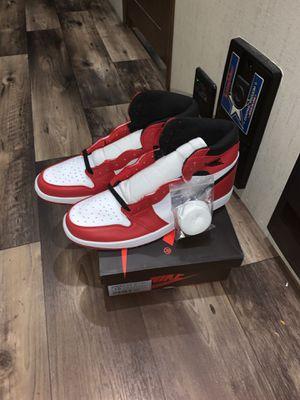 Jordan Retro 1 Chicago's Size 12 for Sale in Houston, TX