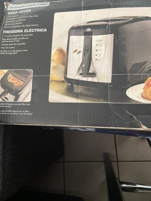 Deep fryer for Sale in Des Moines, IA
