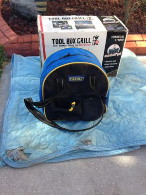 New portable grill for Sale in Tampa, FL