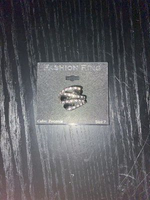 Silver Ring size 7 for Sale in Aurora, IL